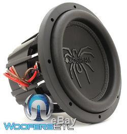 Soundstream T5.104 Sub 10 Tarantula Max Dual 4 Ohms Subwoofer Nouveau