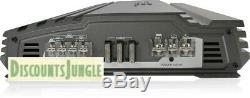 Spl Audio Fx2-2200 Watt 2 Canaux Stéréo Voiture Amp Subwoofer Sub Amplificateur Haut-parleur