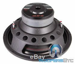 Spl Glw-15 Sub 15 3000w Dual 2 Ohms Subwoofer Basse Woofer Audio Voiture Nouveau