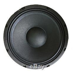Staraudio 2000w 8 Ohms 12 Subwoofer Dj Accueil Enceintes De Sono Audio Basse Woofer
