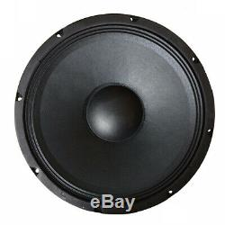 Staraudio 2500w 8 Ohms 15 Subwoofer Remplacement Audio Basse Woofer