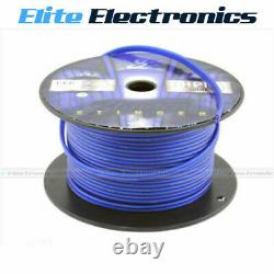 Stinger Shw512b Hpm 12 Gauge Subwoofer Haut-parleur Twisted Cable Wire Awg Voiture Audio