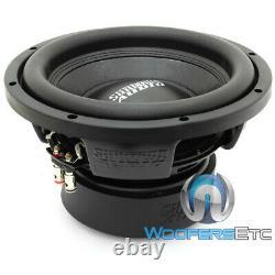 Sundown Audio E-10 D2 V3 10 500w Rms Sub Dual 2-ohm Subwoofer Basse Haut-parleur Nouveau