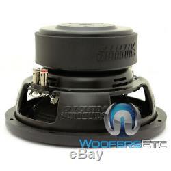 Sundown Audio E-10 D4 V3 10 500w Rms Sub Double Subwoofer 4 Ohms Haut-parleur Nouveau