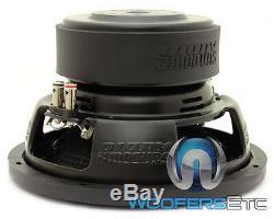 Sundown Audio E-10 V. 3 D2 10 500w Rms Double 2 Ohms Caisson De Graves Enceintes Bass Nouveau