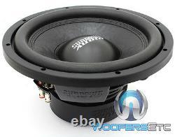 Sundown Audio E-12 V. 4 D2 12 500w Rms Dual 2-ohm Voiture Subwoofer Basse Haut-parleur Nouveau