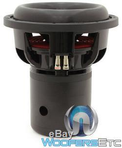 Sundown Audio Ns-10 V. 4 10 D2 Morelle 2500w Rms Dual 2 Ohms Subwoofer New