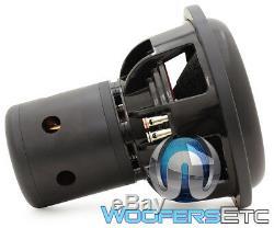 Sundown Audio Ns-12 V. 4 12 Sous D1 Morelle De Rms Dual 1-ohm Subwoofer New