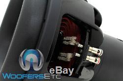 Sundown Audio Ns-15 V. 4 15 D1 De Morelle Rms Dual 1-ohm Subwoofer New