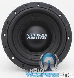Sundown Audio Sa-10 V. 2 D2 10 Dual 2 Ohms 1000w Rms Caisson De Basses-parleurs Bass Nouveau
