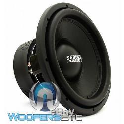 Sundown Audio Sa-12 D2 Rev. 3 Sub 12 750w Dual 2 Ohms Subwoofer Enceintes Bass Nouveau