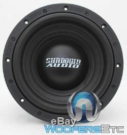 Sundown Audio Sa-12 V. 2 D2 12 Dual 2 Ohms 1000w Rms Caisson De Basses-parleurs Bass Nouveau