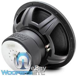 Sundown Audio Sa-15 V. 2 D2 15 1000w Rms Double 2 Ohms Subwoofer Enceintes Bass Nouveau