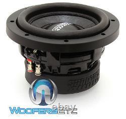 Sundown Audio Sa-6.5 Sw D2 6.5 200w Rms Dual 2-ohm Subwoofer Basse Haut-parleur Nouveau