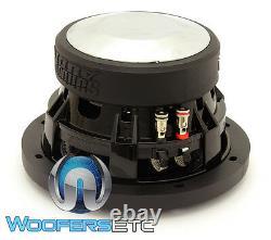 Sundown Audio Sa-6.5 Sw D4 6.5 200w Rms Dual 4-ohm Subwoofer Basse Haut-parleur Nouveau