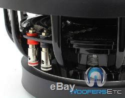 Sundown Audio Sd-3 10 D4 10 500w Rms Double Shallow 4 Ohms Subwoofer Nouveau