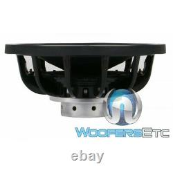 Sundown Audio Sd-4 12 D2 12 600w Rms Dual 2-ohm Shallow Subwoofer Speaker Nouveau