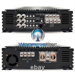 Sundown Audio Sfb-1800.5 5 Haut-parleurs Composant 5 Canaux Subwoofers Amplificateur Nouveau