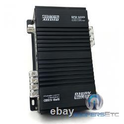 Sundown Audio Sfb-600d Monoblock Amp 600w Rms Subwoofers Bass Speakers Amplificateur