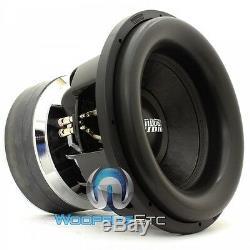 Sundown Audio Team 15 De 15 D1.0 Dcr 5000w Rms Double 1.0 Ohms Subwoofer Basse