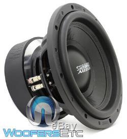 Sundown Audio U-12 D2 12 Sub 1500w Rms Dual 2 Ohms Subwoofer Enceintes Bass New