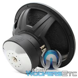 Sundown Audio U-18 D4 18 Sub 1500w Rms Dual 4-ohm Subwoofer Bass Speaker Nouveau