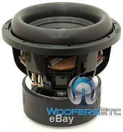 Sundown Audio X-12 V. 2 D4 Sub Pro 12 Dual 4 Ohms 1500w Rms Subwoofer Nouveau