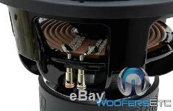 Sundown Audio X-15 V. 2 Pro D2 15 Dual 2 Ohms 1500w Rms Basse Subwoofer