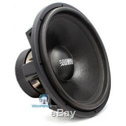 Sundown Audio Z-18 V. 3 D2 18 1500w Rms Double 2 Ohms Subwoofer Enceintes Bass Nouveau