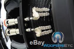 Sundown Audio Z-18 V. 5 D1 18 2000w Rms Double 1 Ohms Caisson De Basses-parleurs Bass Nouveau