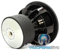 Sundown Audio Z-18 V. 5 D2 18 2000w Rms Double 2 Ohms Subwoofer Enceintes Bass Nouveau