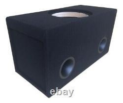 Sur Mesure Ported Sub Box Boîtier Pour 1 12 Skar Audio Subwoofer Zvx-12 34 Hz