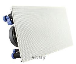 Tdx 7.1 Surround Sound Home Theater System, 8 Haut-parleurs Muraux, 12 Subwoofer