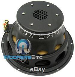 Ultimo Sc 104 Morel 10 Sub Car Audio 4 Ohm Svc Sc Caisson De Basses-parleurs Bass Nouveau