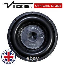 Vibe Blackair 10 Voiture Stéréo Audio 1800w Peak Bass Sub Sql Subwoofer Haut-parleur