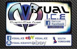 Vw Touareg 7p New Stealth Sub Speaker Enclosure Box Sound Bass Car Audio 10 12
