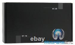 Zapco St-1b Monoblock 300w Rms Subwoofer Speakers Class Ab Bass Amplificateur Nouveau
