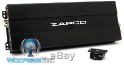 Zapco St-2000xm II Car Monobloc 2000w Rms Classe D Subwoofers Ampli Basse Nouveau