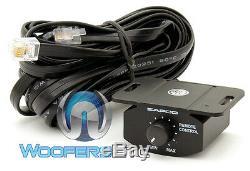 Zapco St-850xm Monobloc 850w Rms Classe D Haut-parleurs Subwoofers Ampli Basse Nouveaux