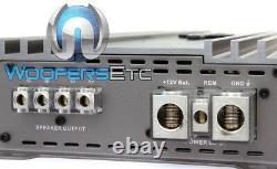 Zapco Z-2kd II Monoblock 2100w Rms Subwoofers Haut-parleurs Classe D Bass Amplificateur