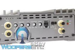 Zapco Z-3kd II Monoblock 3000w Rms Haut-parleurs Subwoofers Classe D Ampli Basse