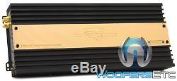 Zapco Z-400.2 Ap 2 Canaux 1350w Rms Haut-parleurs Classe Caissons De Basse Ab Amplificateur Nouveaux
